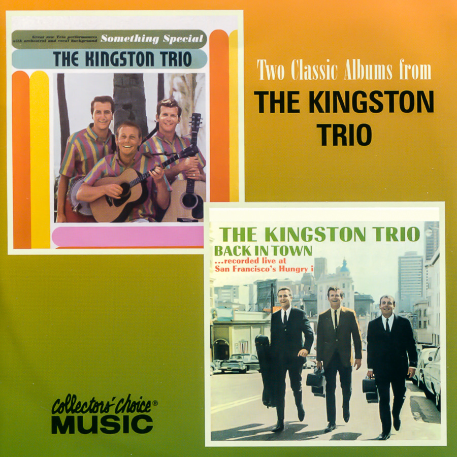 Back in Town album © Jazz Guy/ flickr