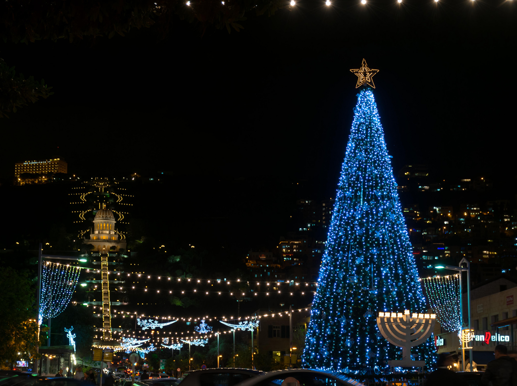 the northern city of haifa is one of the best places in israel to experience faith