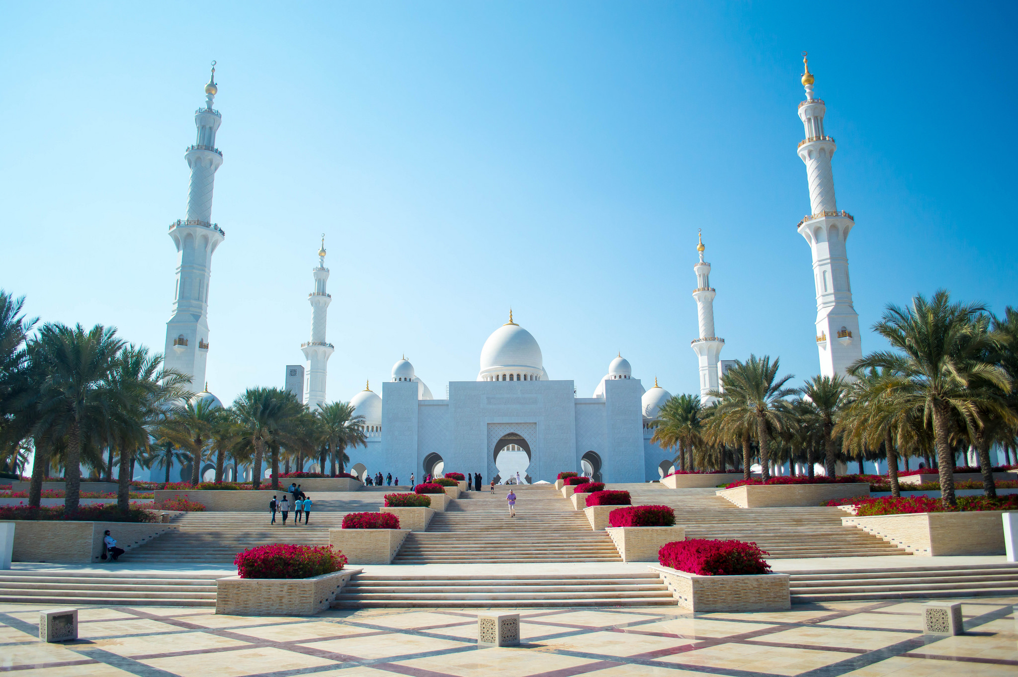 The Worlds 10 Most Beautiful Mosques