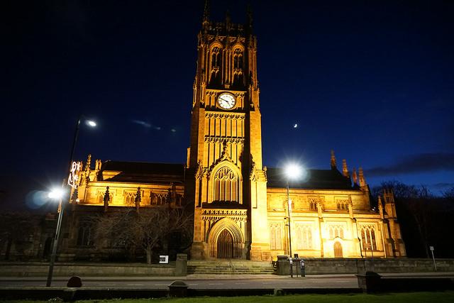 Leeds Minster|© Alan Newman Flickr