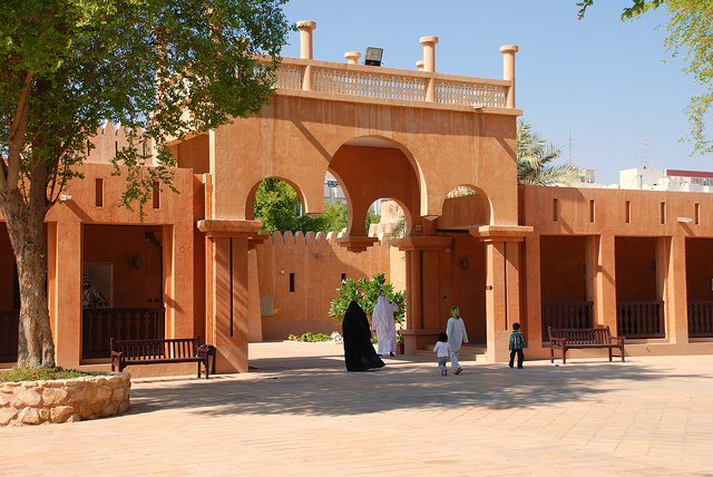 Al Ain Palace Museum | © Traveljunction/Flickr