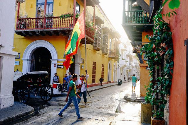 Cartagena de Indias | © Nick Harris/Flickr