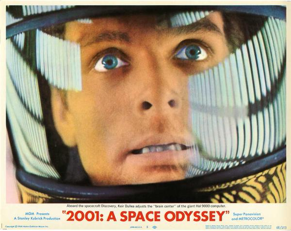 2001 : A SPACE ODYSSEY | © Gonzague Petit Trabal / Flickr