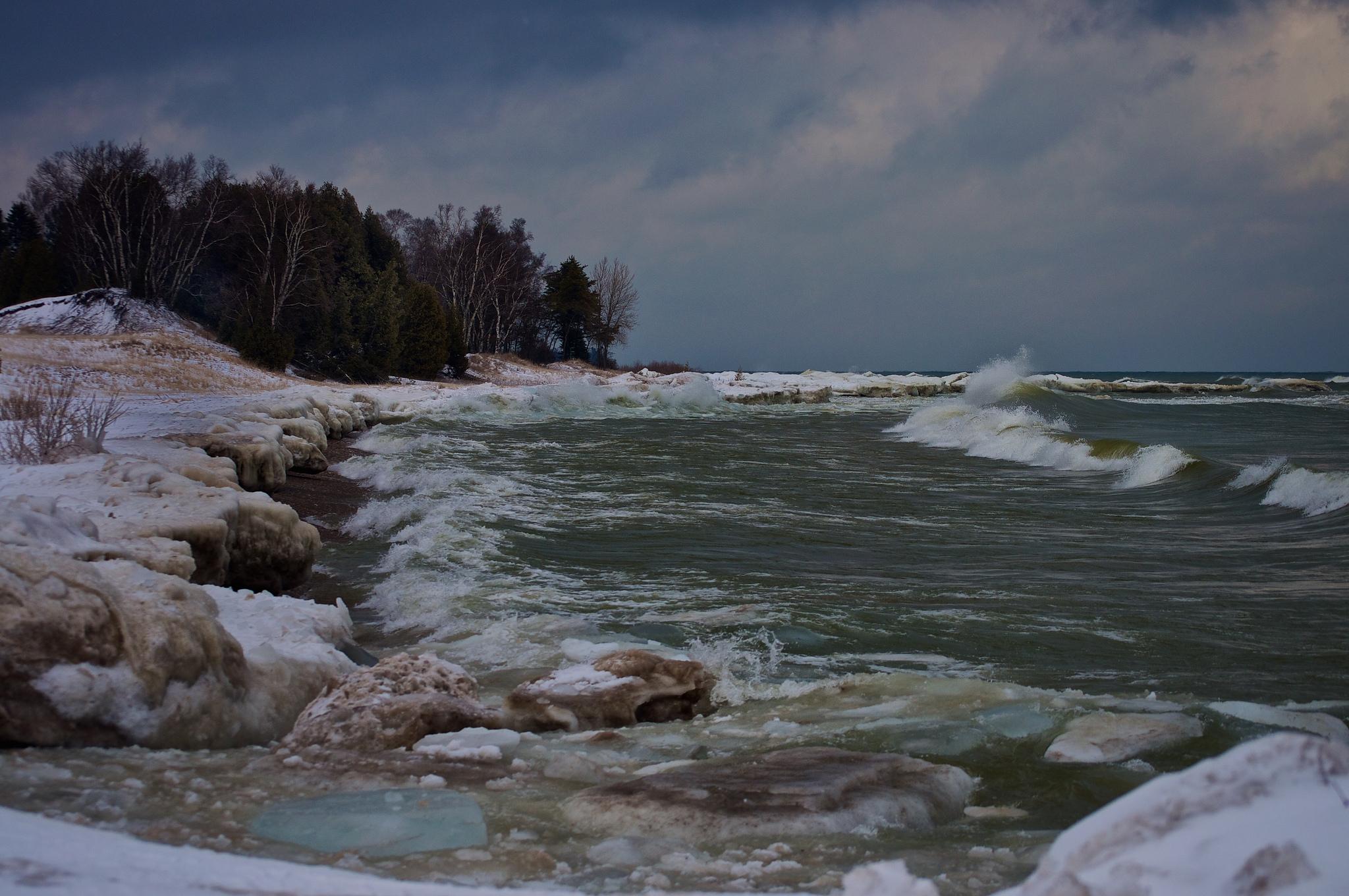 Lake Michigan near Sturgeon Bay | © Dan Waters/Flickr