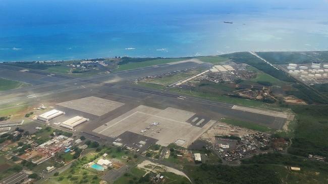 Kalaeloa Airport, Kapolei, Oahu | © Robert Linsdell/flickr
