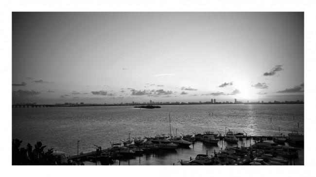 Sunrise miami © Daniel X. O'Neil/flickr