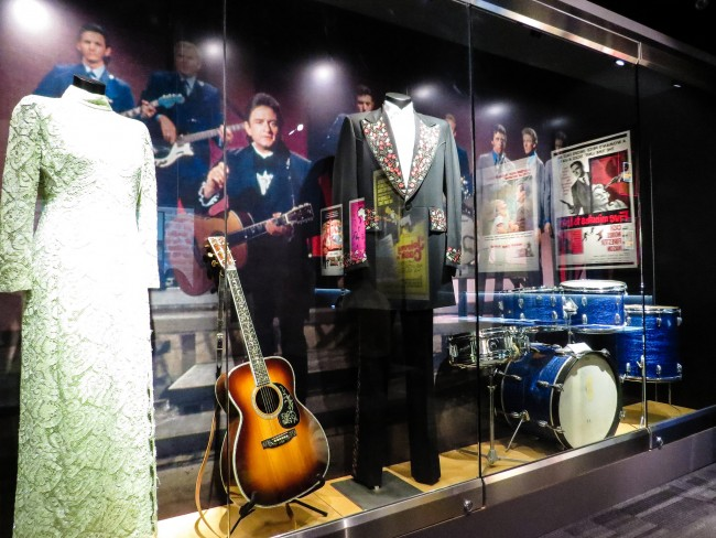 Johnny Cash Museum © nadine3112/Flickr