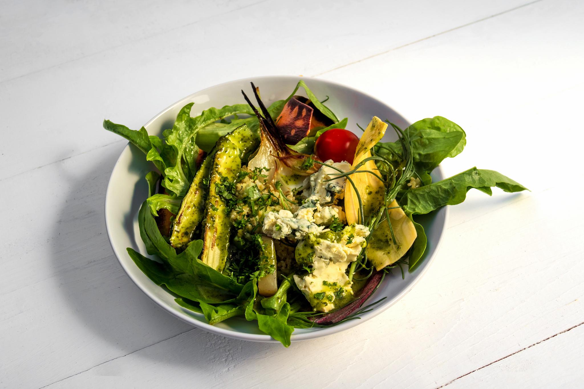 Salad, Vegan Delight| © Dimitri Biemond/Flickr