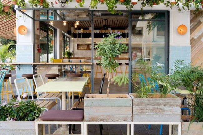 Porch Seating | Courtesy of Java