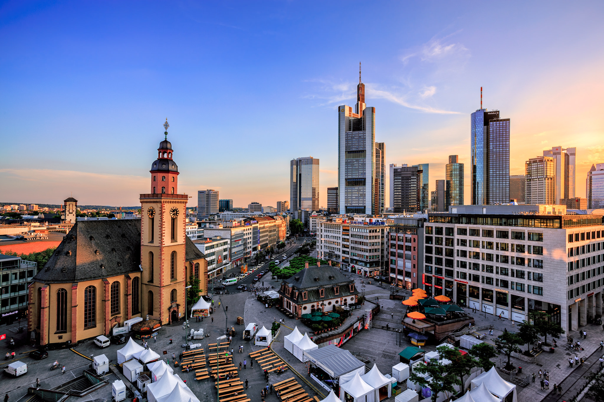 Travel Guide: How to Spend a Perfect Day in Frankfurt - 52 ... |Frankfurt Germany
