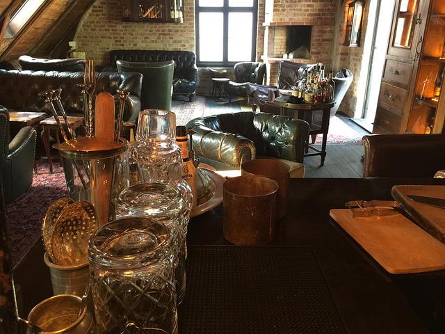 Lidkoeb Cocktail Bar in Vesterbro | © Heather Cowper/Flickr