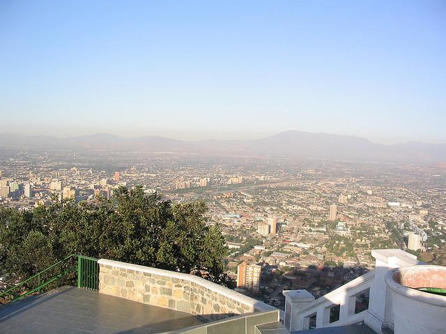 Cerro San Cristóbal, early morning I © Robin Fernandes/Flickr