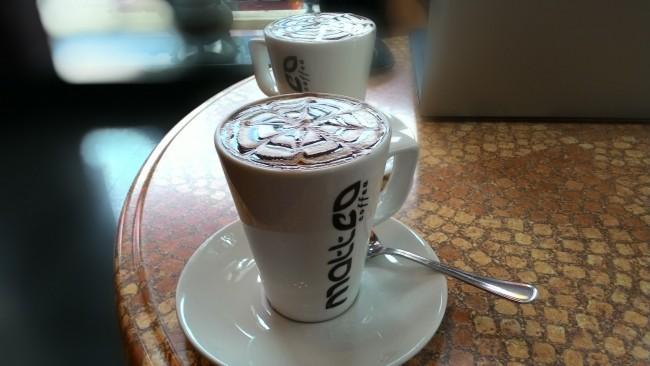 Coffee at Matteo   © Kaustav Das Modak/Flickr