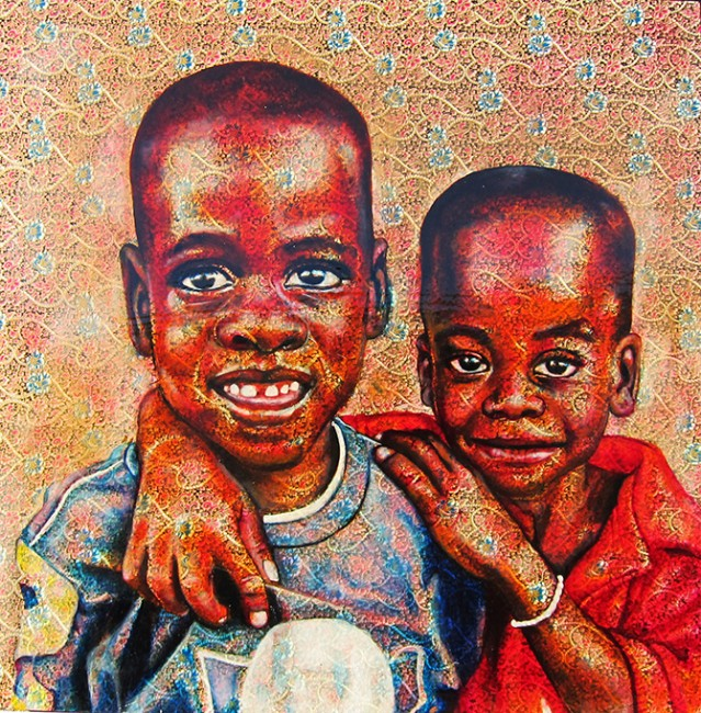 Ndugu (Brothers) | Courtesy of Hans Poppe