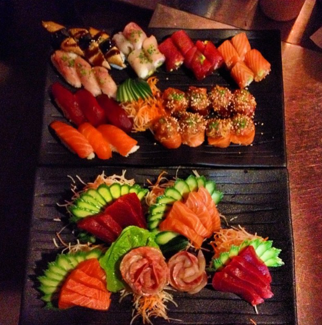 Sushi Platter | © Moon