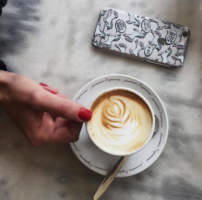 Cup of Coffee | Courtesy of Arcaffe