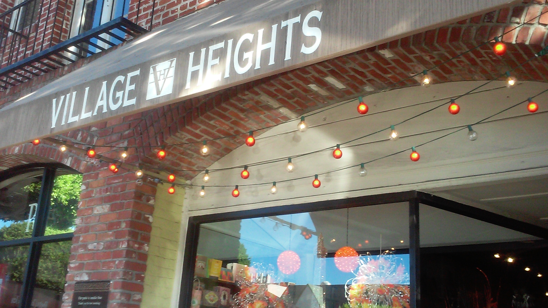 Village Heights shop at Larchmont Village. Courtesy of Leanna Lin.