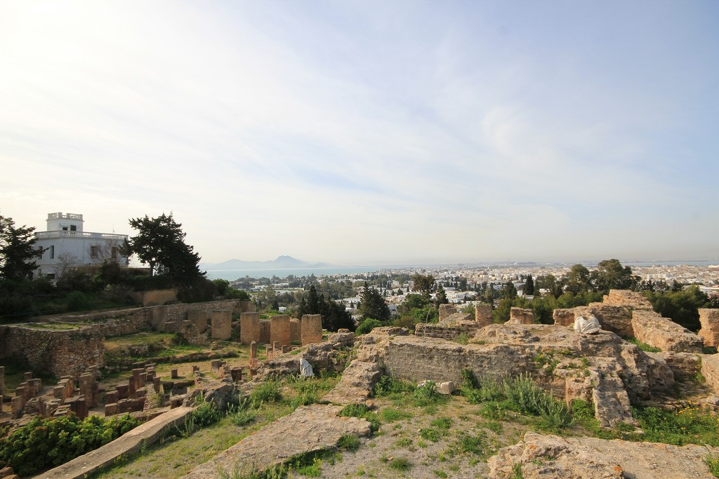 A view of Carthage, Tunisia | ©Riyagh Al Balushi/Flickr