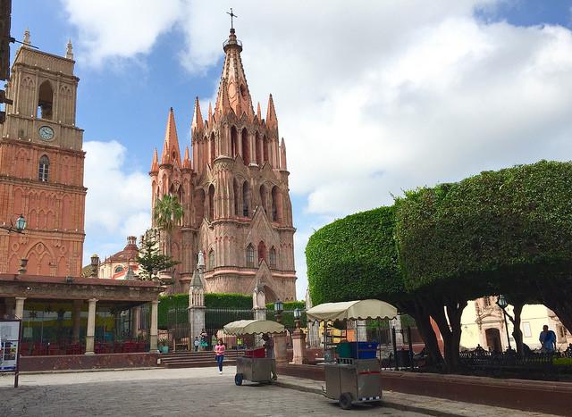 San Miguel de Allende ©TJ DeGroat/Flickr