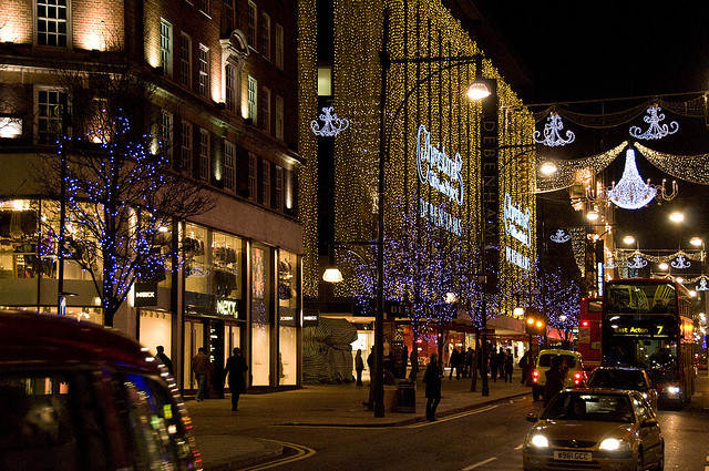 Let Regent Street Amp Oxford Street Entertain You