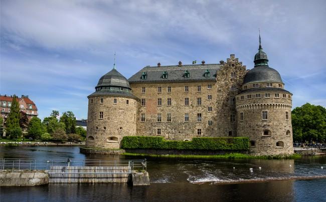 Örebro Castle © Paulius Malinovskis/Flickr