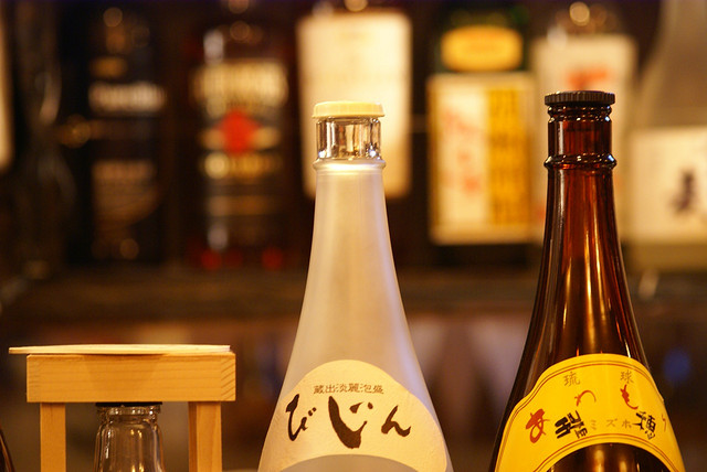 shochu at ichiro's | © Christophe Richard/Flickr