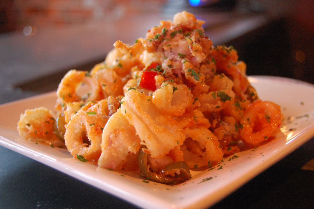 calamari | © stu_spivack/Flickr