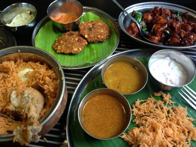 Indian cuisine, Kuala Lumpur | © albyantoniazzi/Flickr