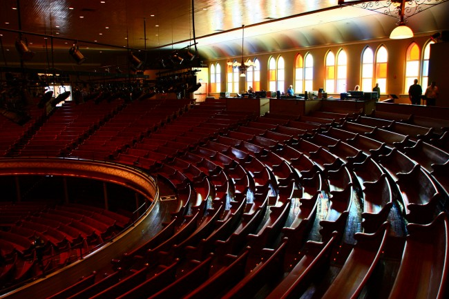The Ryman © Donald Gonzalez/Flickr
