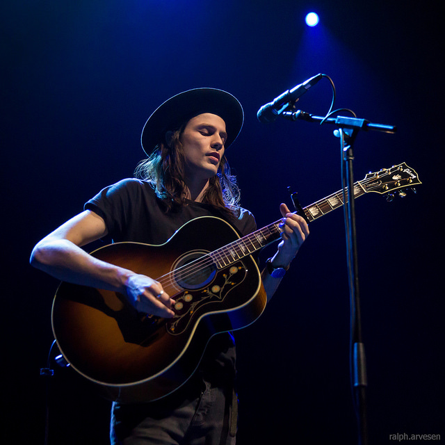 James Bay | © Ralph Arvesen/Flickr