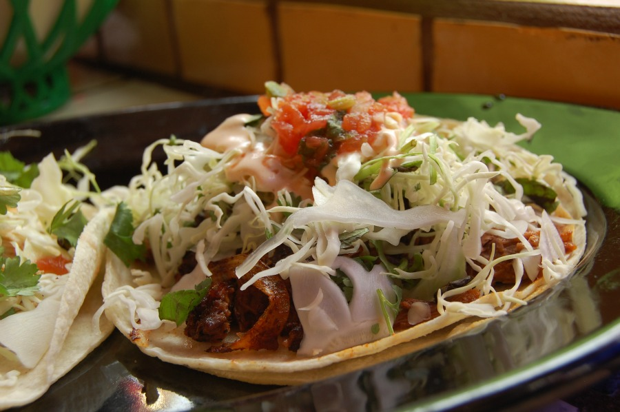 beef taco | © stu_spivack/Flickr