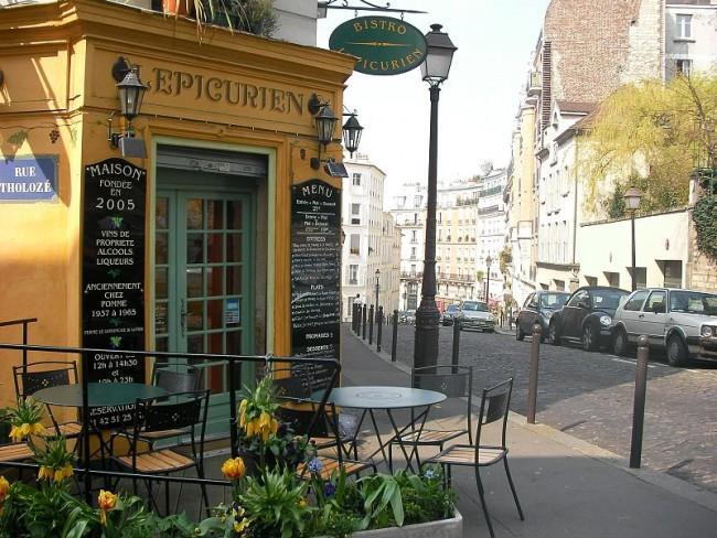 L'Epicurien, Montmartre | © Cate Sevilla/Flickr