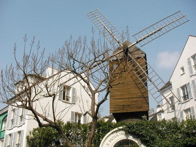 Moulin de la Galette | © Cate Sevilla/Flickr