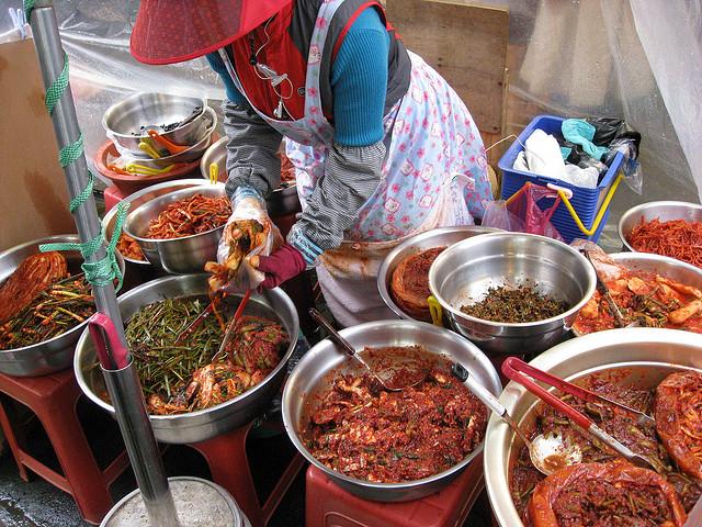 Gukje Market|© taylorandayumi Flickr