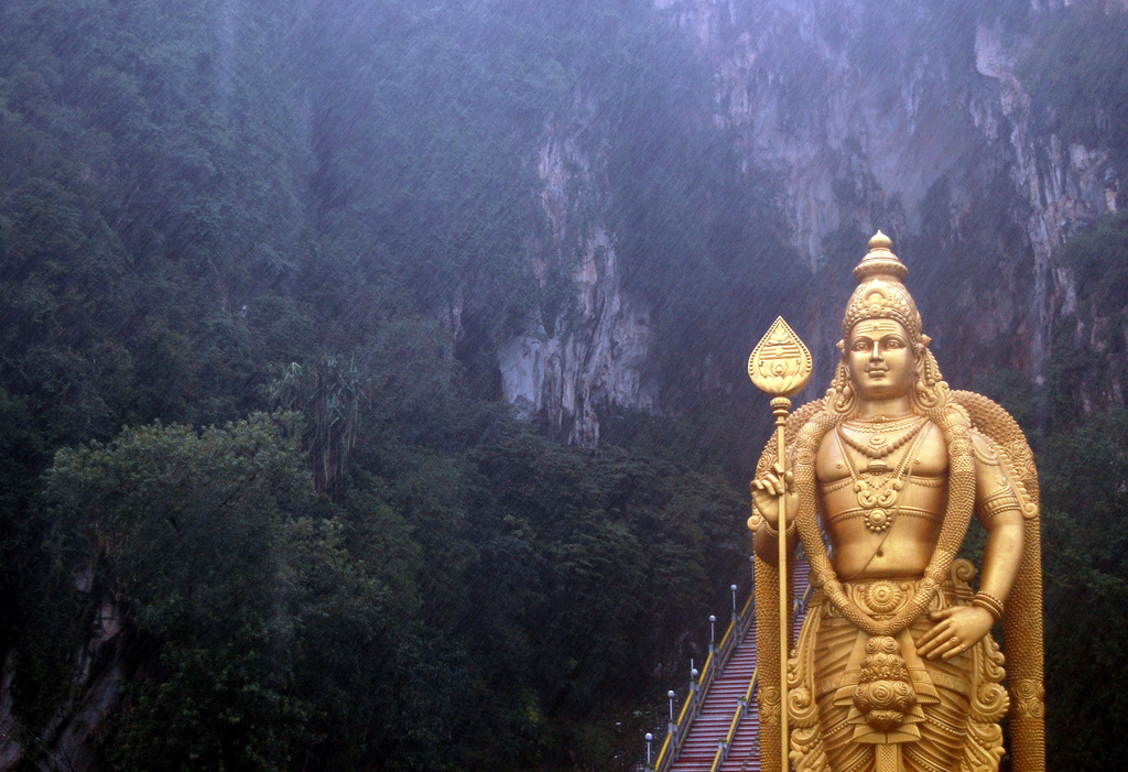 Batu Caves | © Shubert Ciencia/Flickr