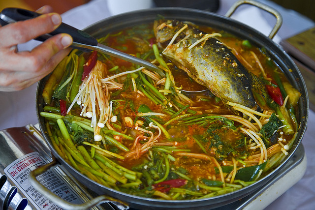 Fish Stew| © Byoung Wook Flickr