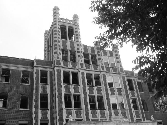 Waverly Hills Sanatorium © Aaron Vowels/Flickr