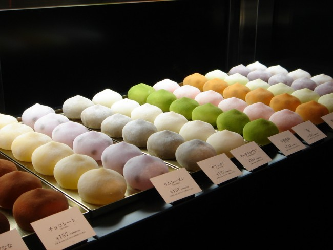 Ice cream mochi © Patty/Flickr