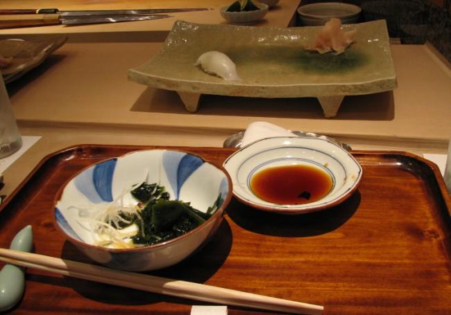 Sushi at Kyubey   © Thejas/Flickr