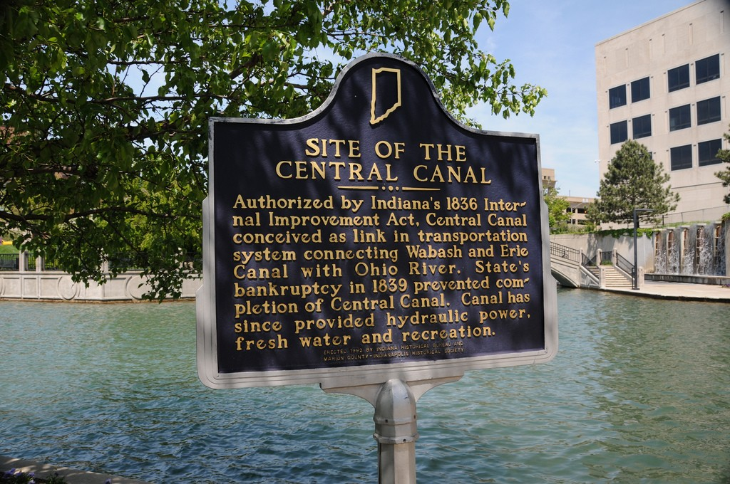 Central Canal Indianapolis © Jay Denney