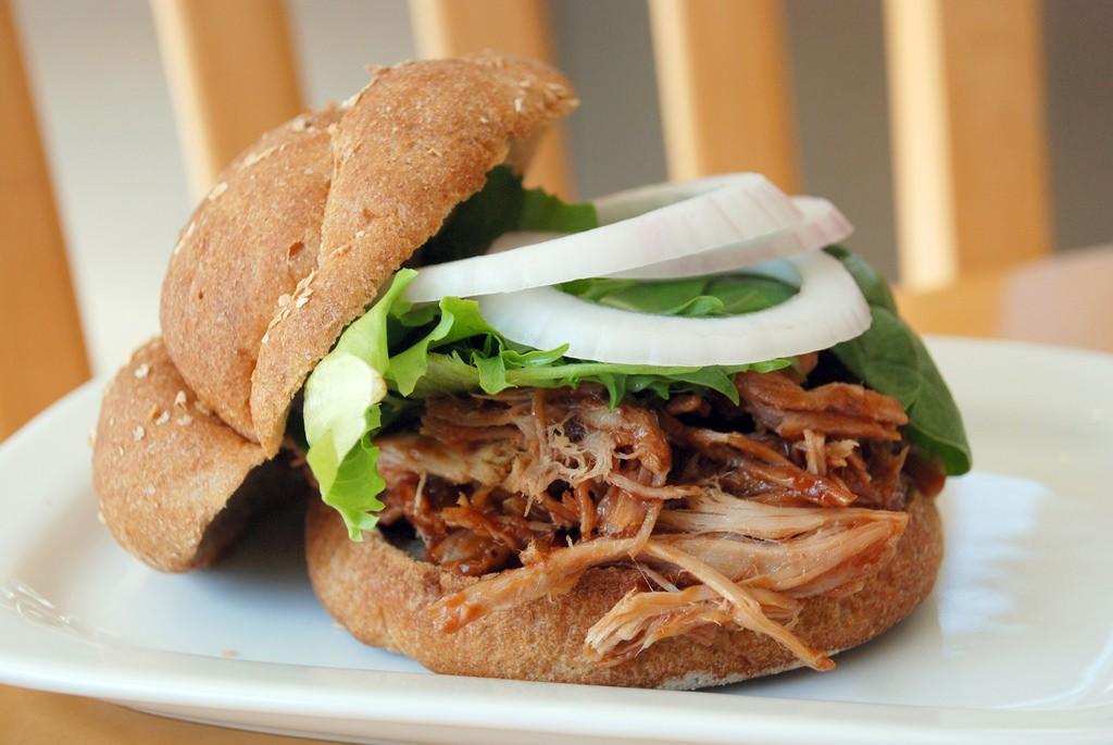Polynesian pork sandwich ©Deanna