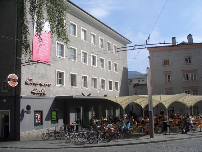 Cafe in Salzburg © Martin Belam