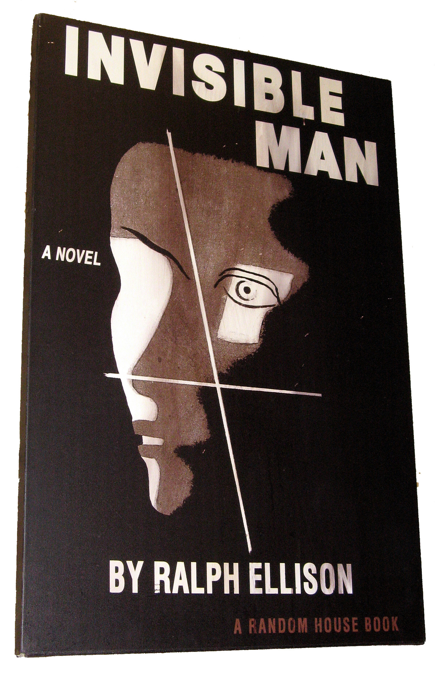 Invisible Man, Published 1952 | © Tony Fischer/Flickr