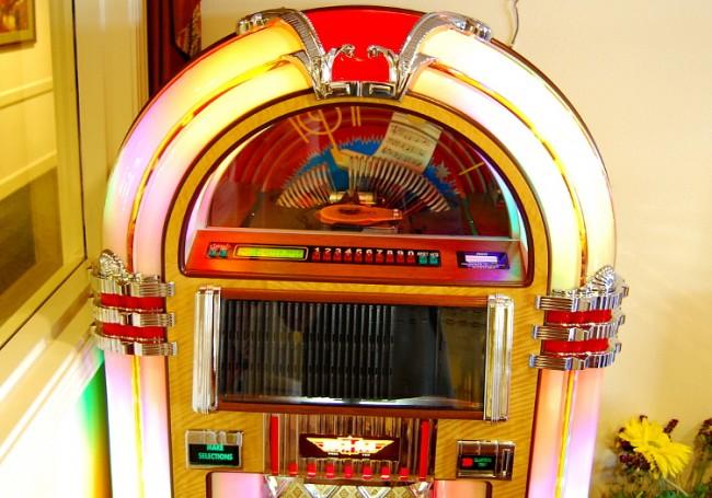 Jukebox   © Daniel Orth/Flickr