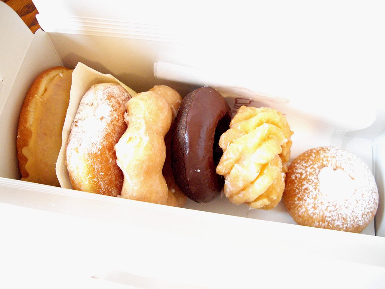 Doughnuts   © Yumi Kimura/Flickr