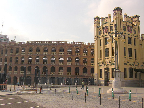 The Bull Ring, Valencia| © Ronan Crowley / Flickr