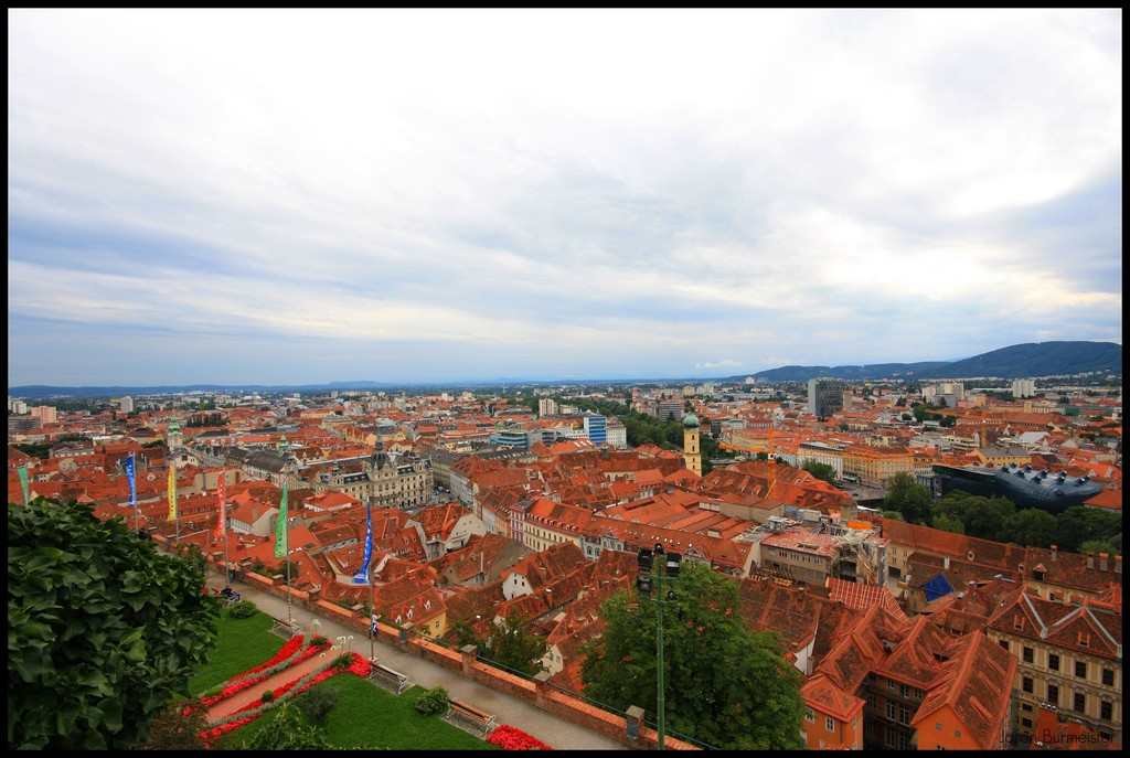 Graz, Austria © Jason