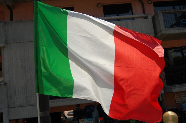 Italian Flag © Floris Oosterveld/flickr