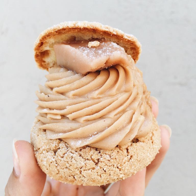 Mr. Holme's Bakehouse, Ferrero Choux Bomb © Sasha Zvereva
