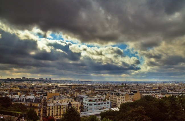 View of Paris from Montmartre | © Jens Mayer/Flickr
